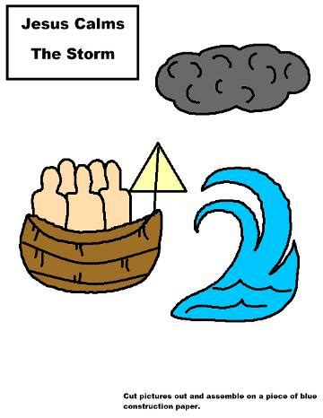 Essay about storm at sea